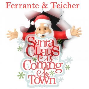 Ferrante & Teicher - Santa Claus Is Comin' To Town